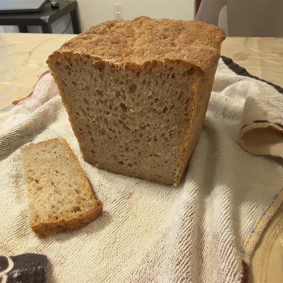 Buttermilk Rye Bread Olga Andrizhievskaya