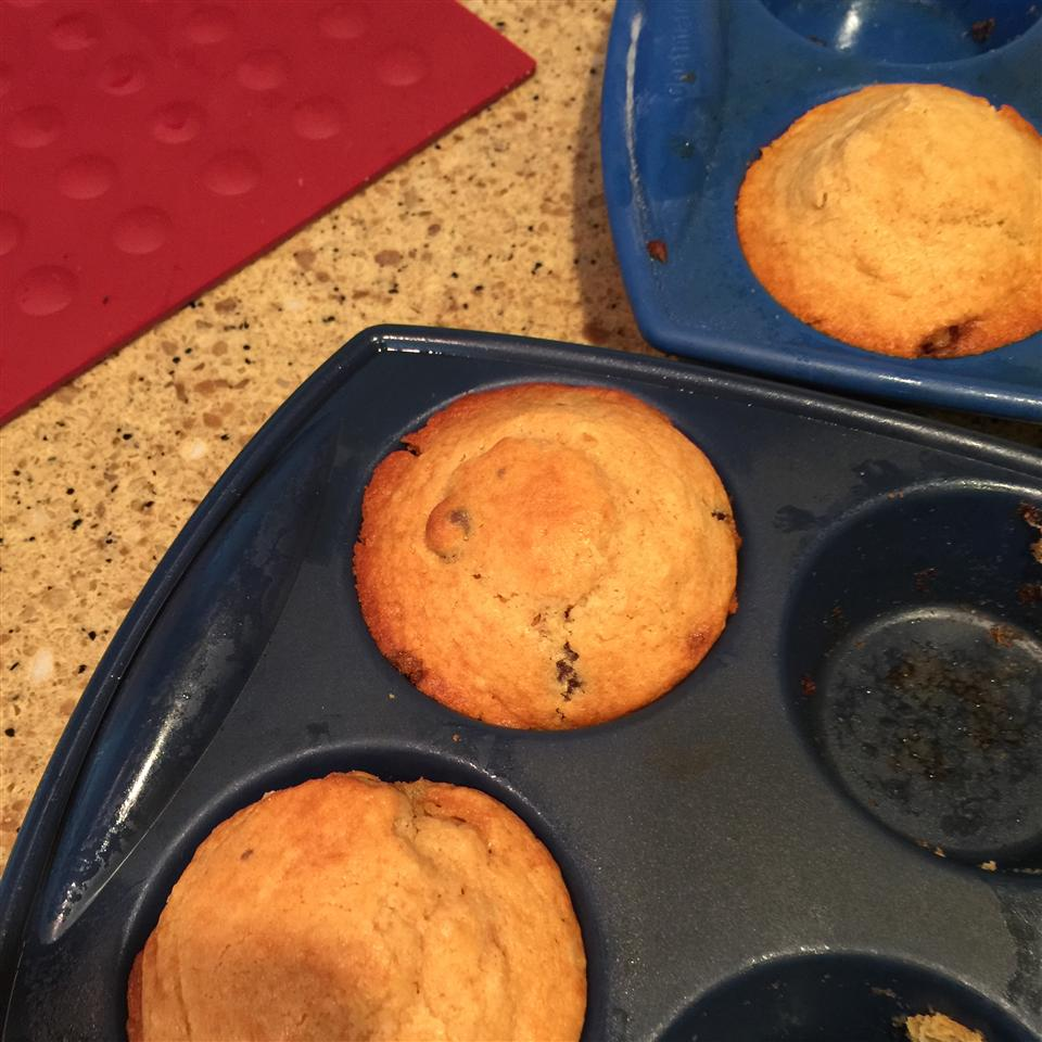 Grandmother's Muffins Claudia Robinson Sladen