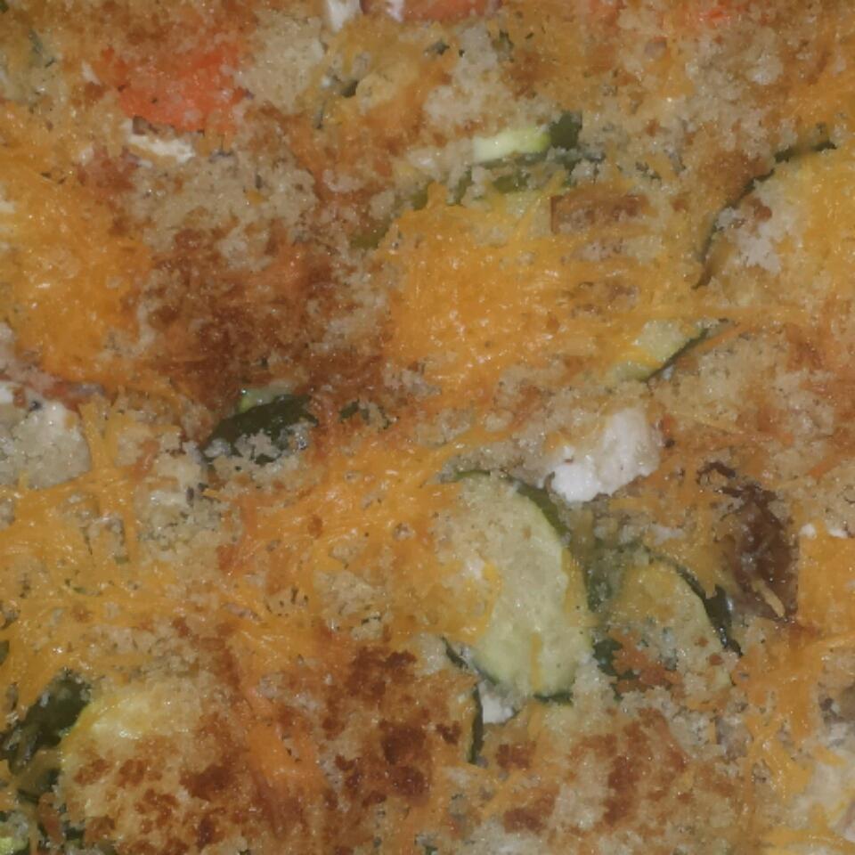 Carrot Zucchini Casserole