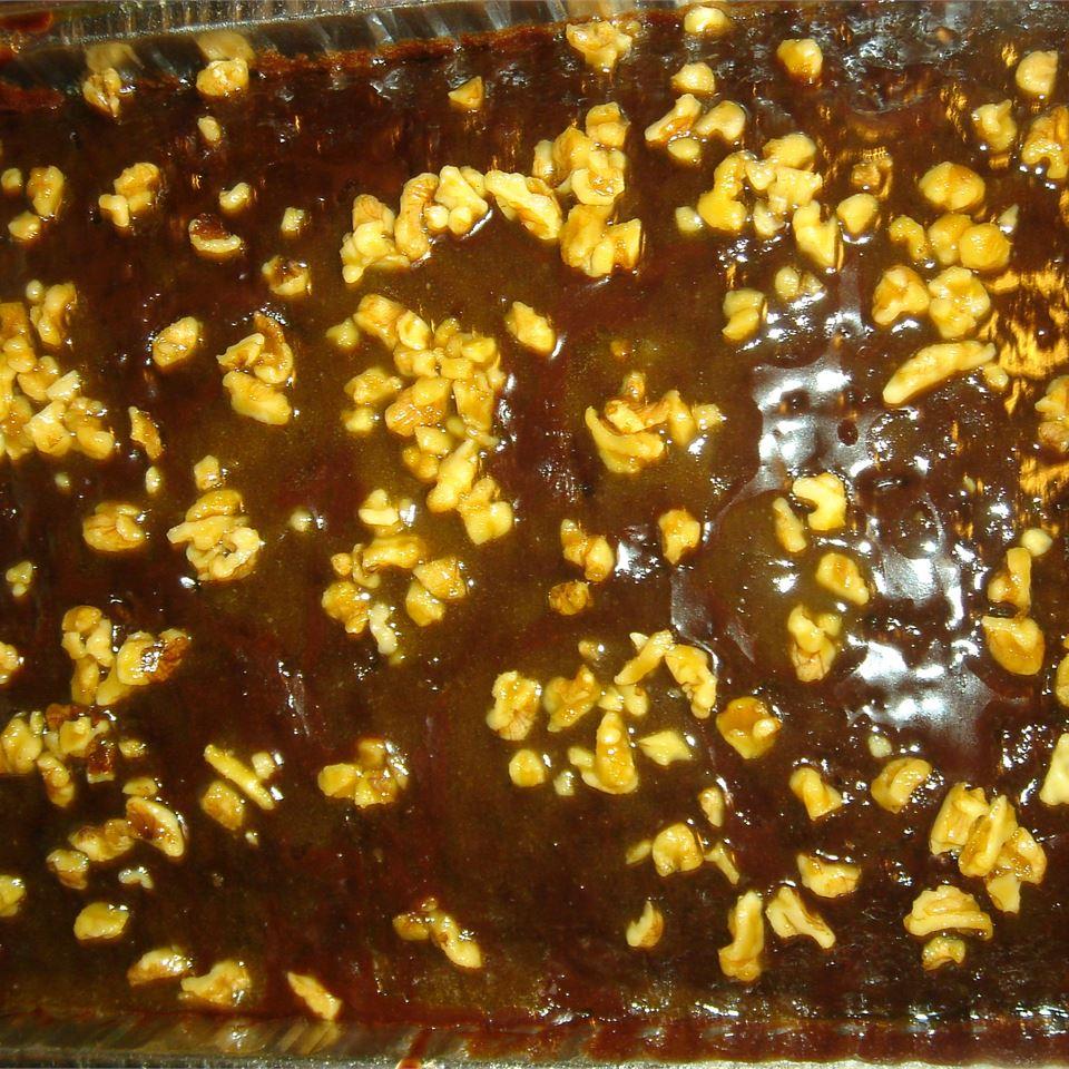 Easy Chocolate Fudge Cake AKamphaus