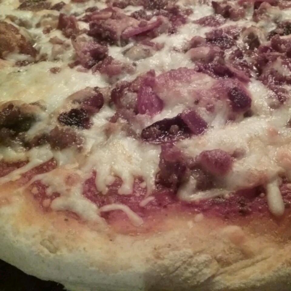 Pizza Dough II HJH1026