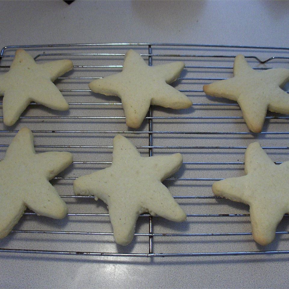 Sour Cream Cut-Out Cookies RB5899