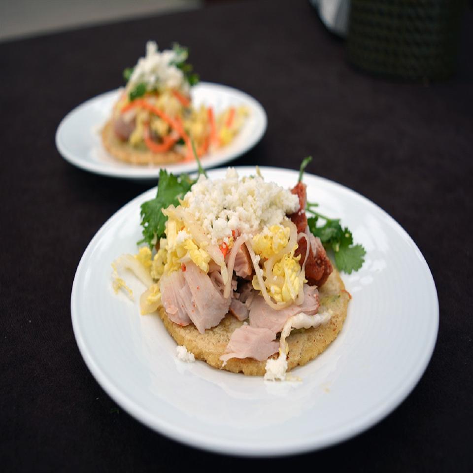 Chef Julian's Smoked Tuna Tacos