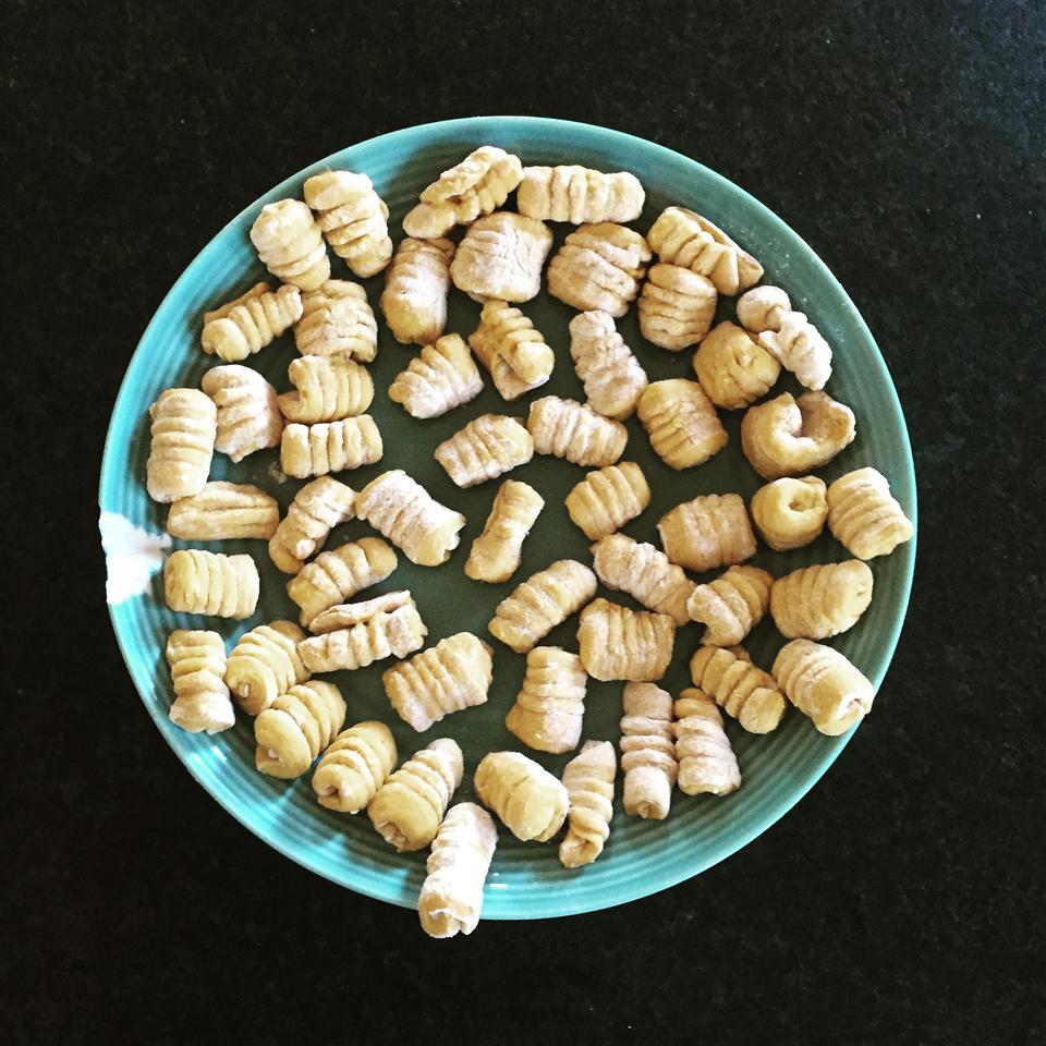 Sweet Potato Gnocchi Amanda Cook