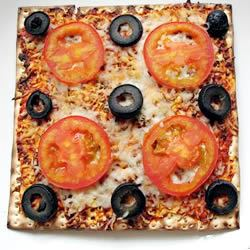 Kid's Favorite Passover Pizza Carrie