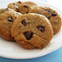 Peanut Butter Choco Chip Cookies Dianne