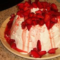 Strawberry Angels' Cake Angie