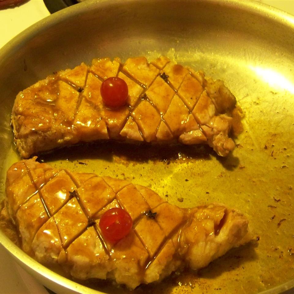 Chef John's Mini Christmas Hams HippyNeedHairCut