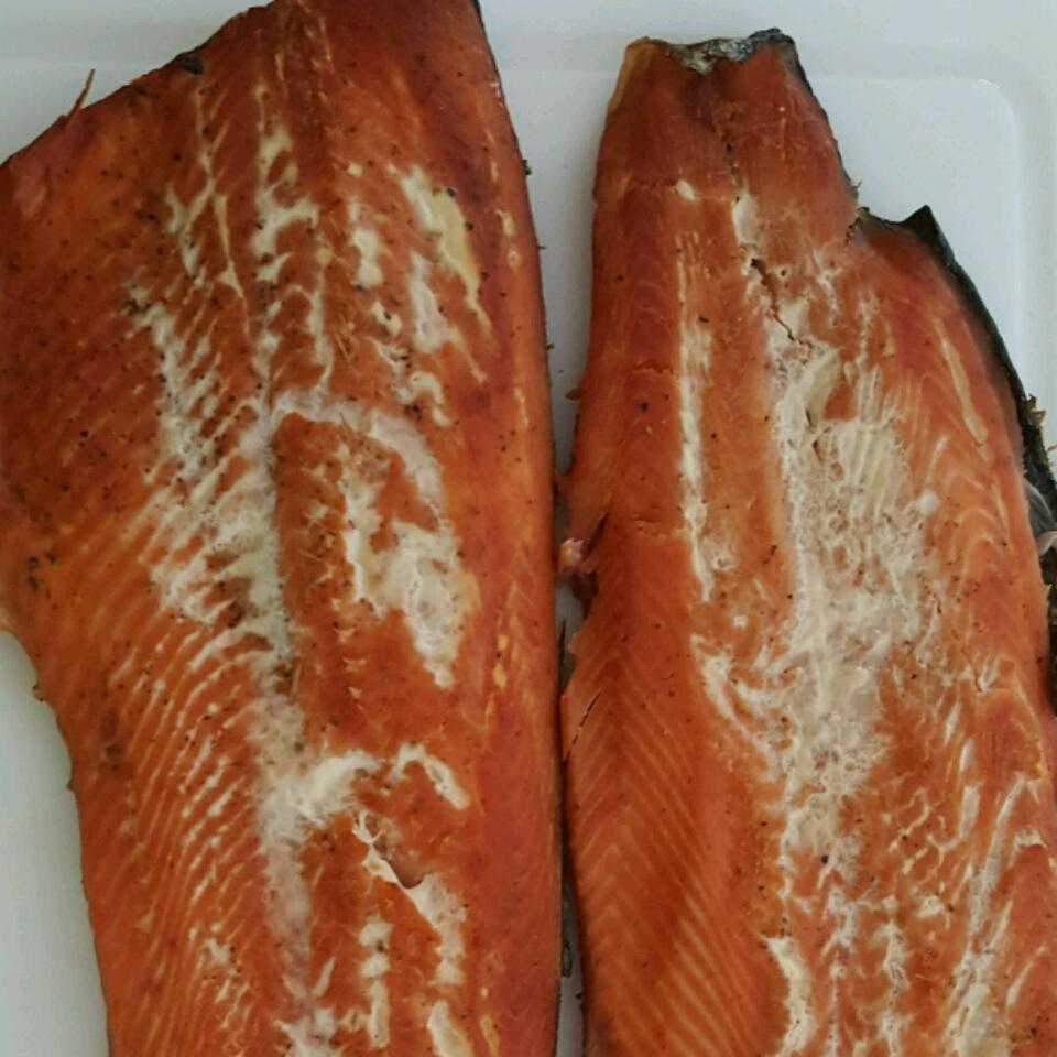 Brine for Smoked Salmon Nick Groh
