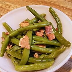 down south style green beans recipe
