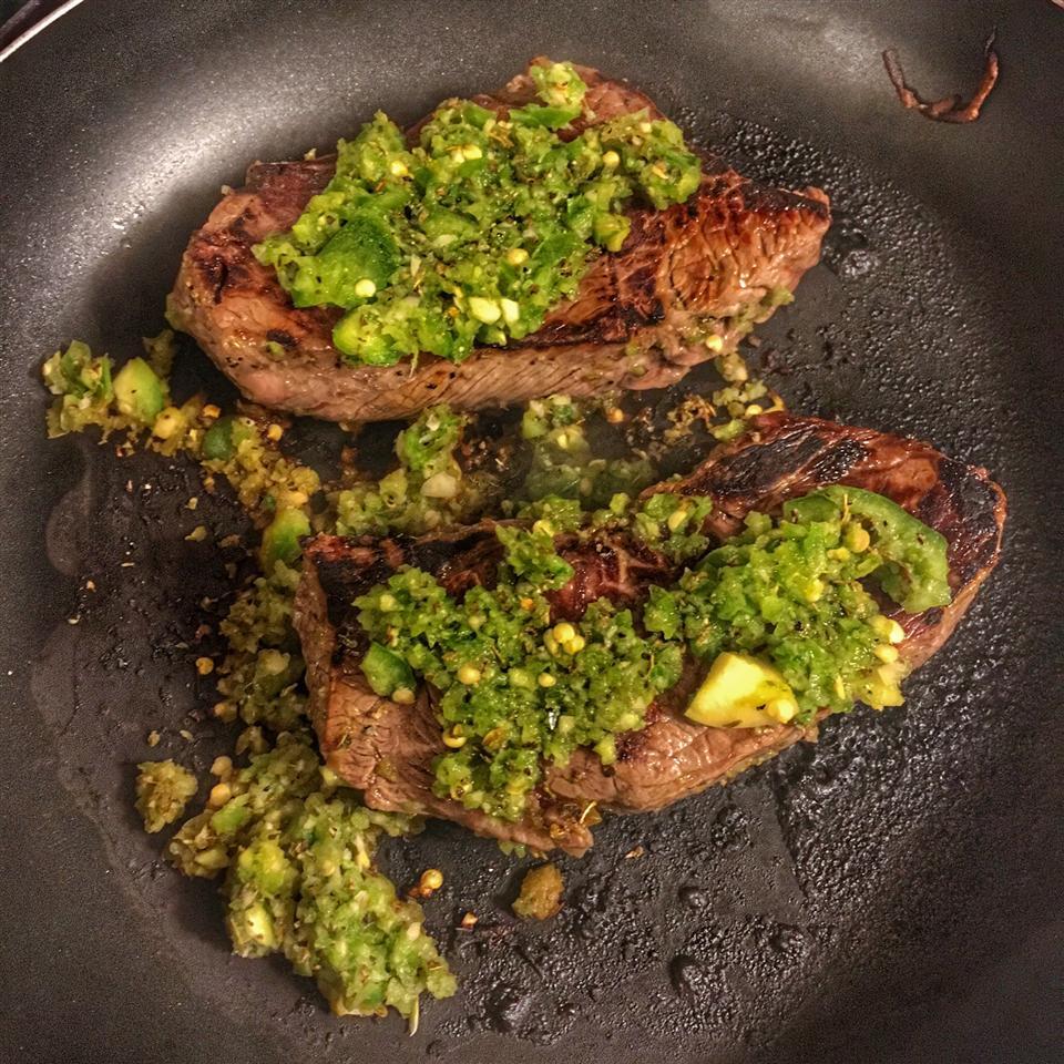 Jalapeno Steak Chelsee Warneke