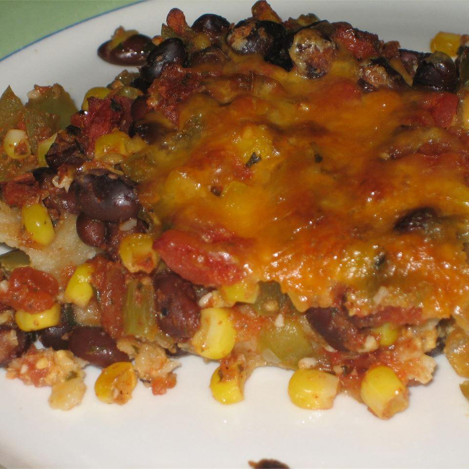 Black Bean Lasagna Chikee
