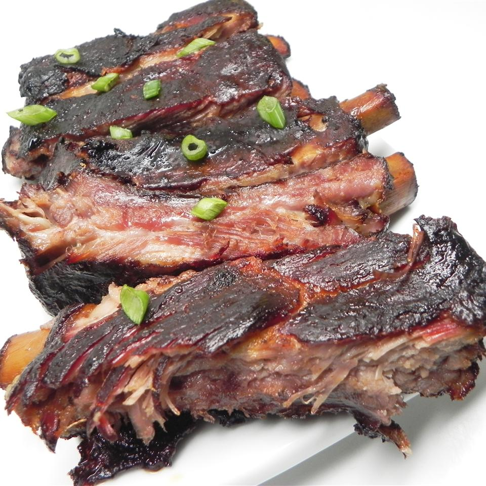 CCRyder's Cider-Smoked Ribs