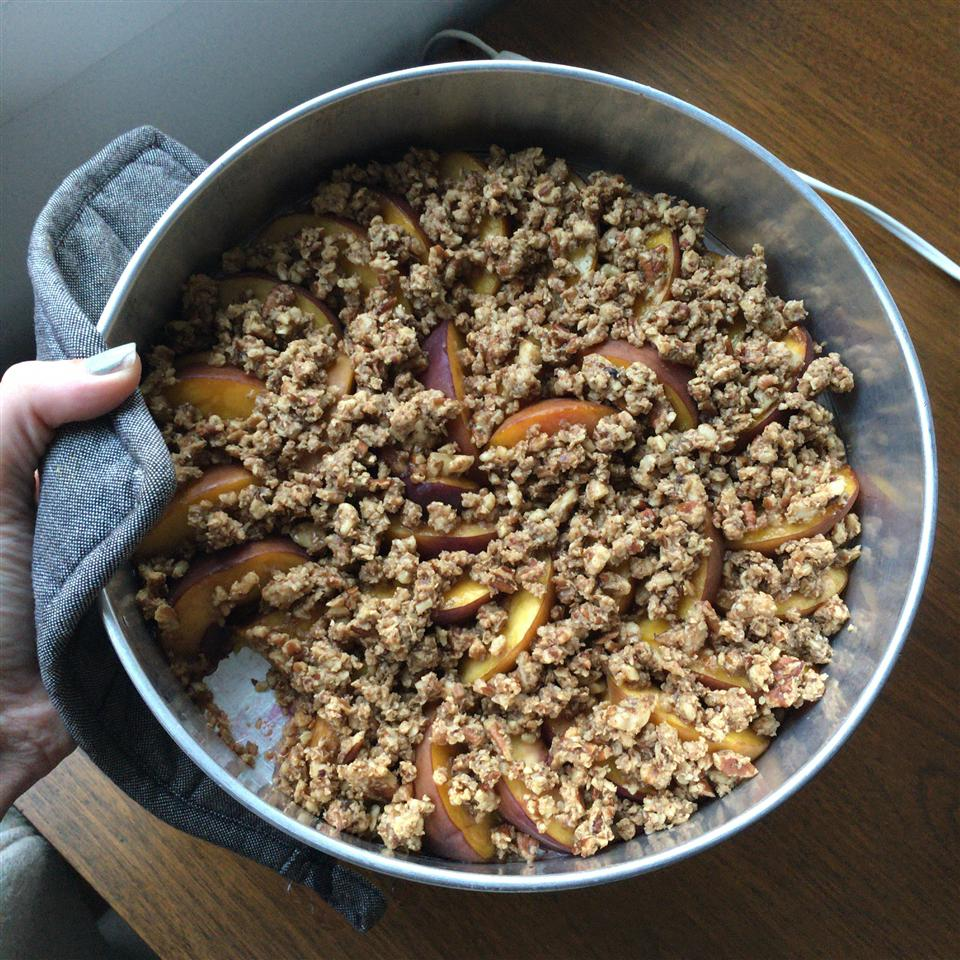 Gluten-Free Nutty Apple Crisp