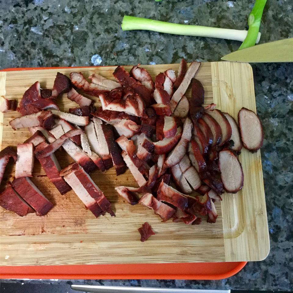 Char Siu (Chinese BBQ Pork) Tom Vickers