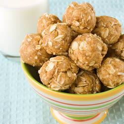 No Bake Bumpy Peanut Butter Nuggets Allrecipes Trusted Brands