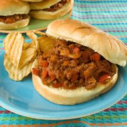Emily's Famous Sloppy Joes Allrecipes Trusted Brands