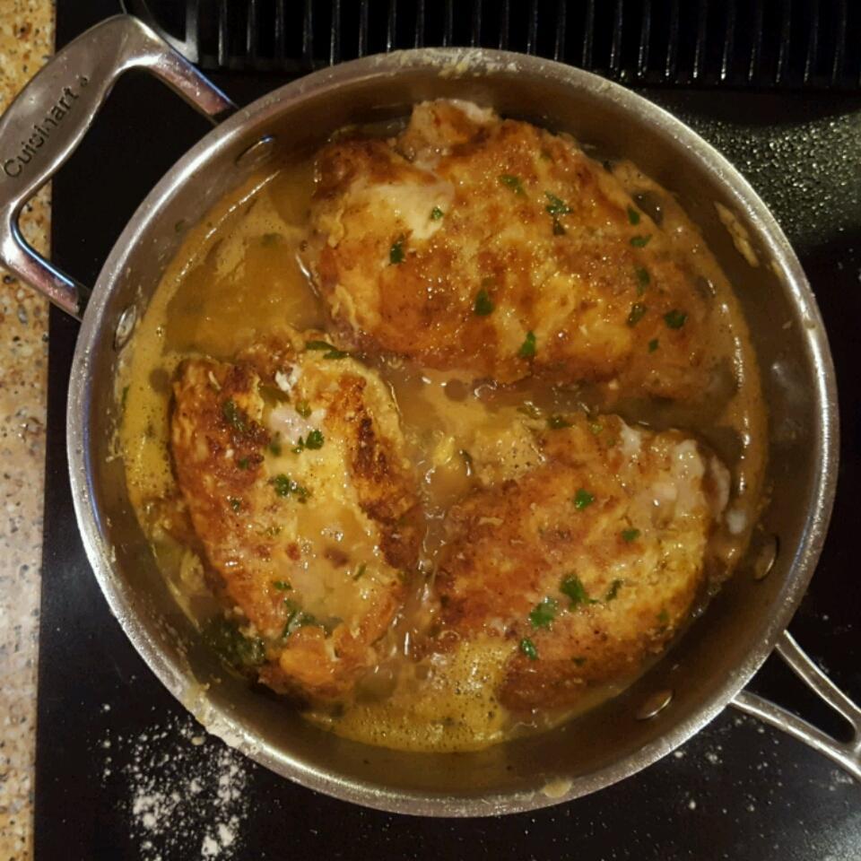 Chef John's Chicken French