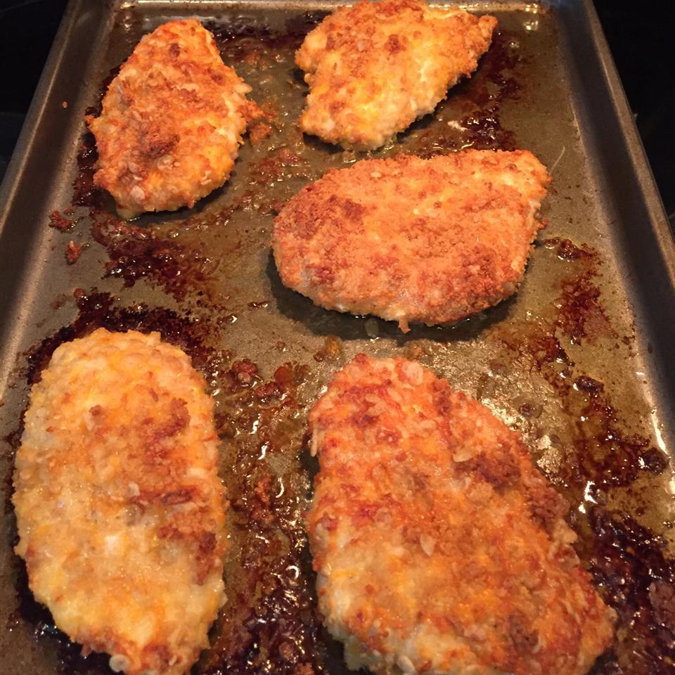 Cheddar Baked Chicken tylerchef30