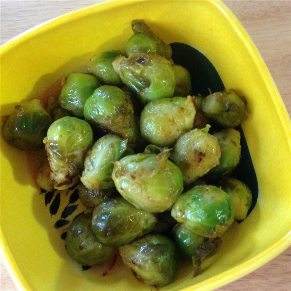 Truly Delicious Brussels Sprouts