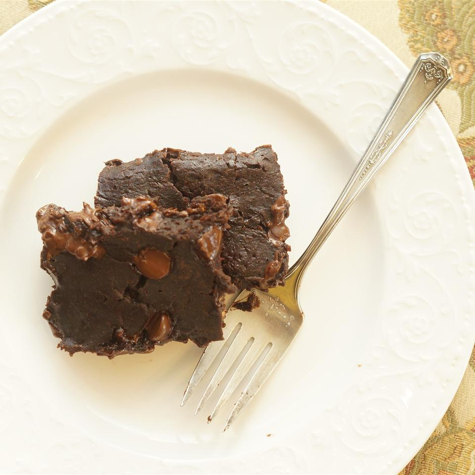 Brownie Mix-Black Bean Brownies Niki