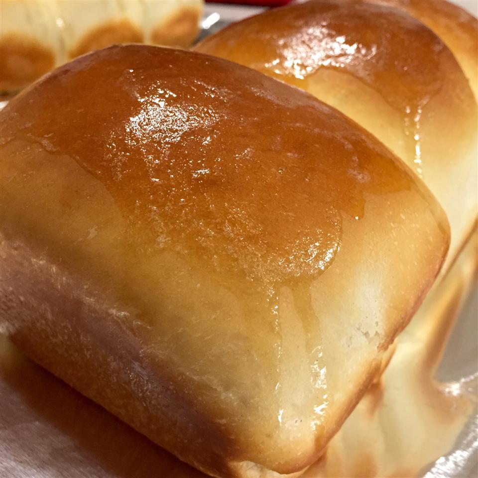 Asian Water Roux White Bread bukelian
