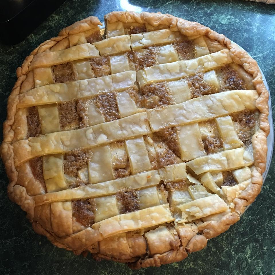 Bartlett Pear Pie Joanna Cecil