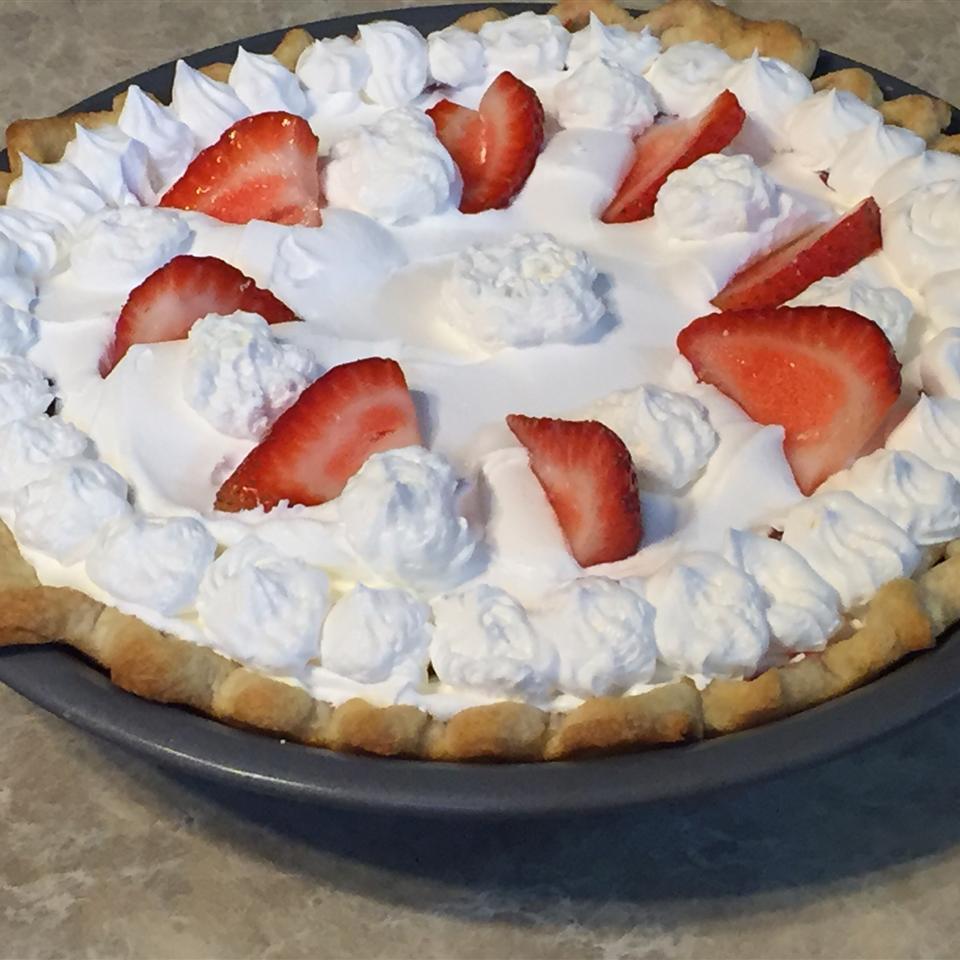 Strawberry Glazed Pie Carol Singley