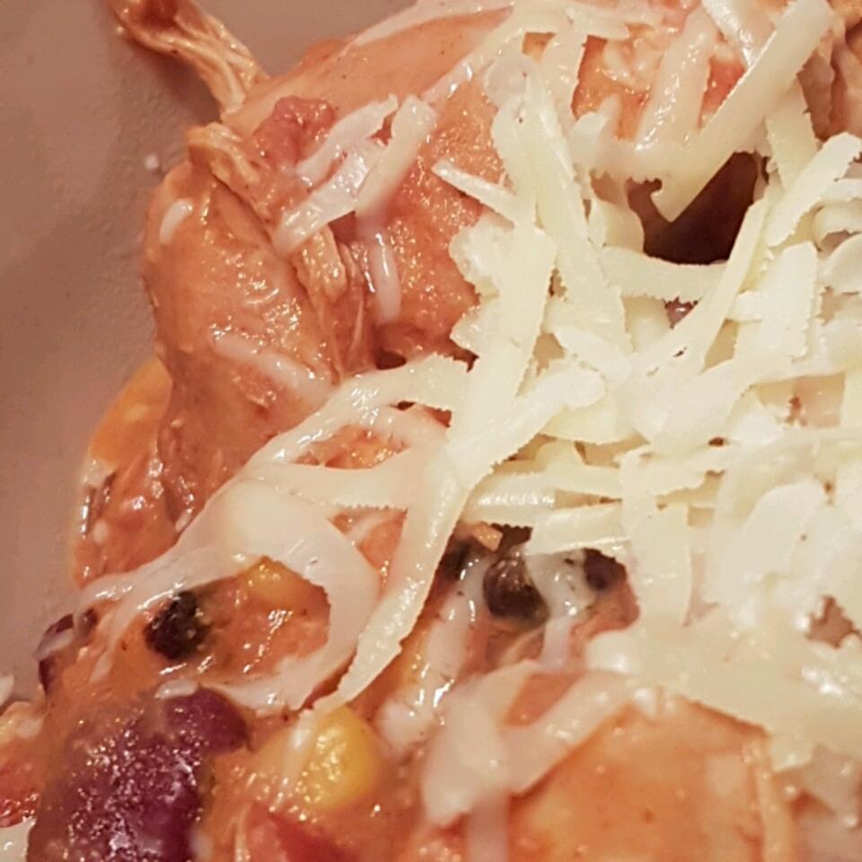 Latin-Inspired Spicy Cream Chicken Stew MissD