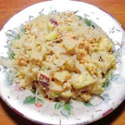 Curried Salmon Pasta Salad