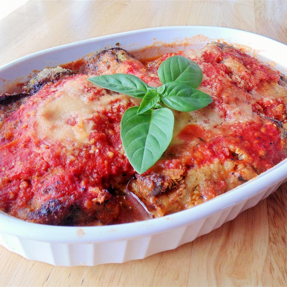Breaded Eggplant Rollatini