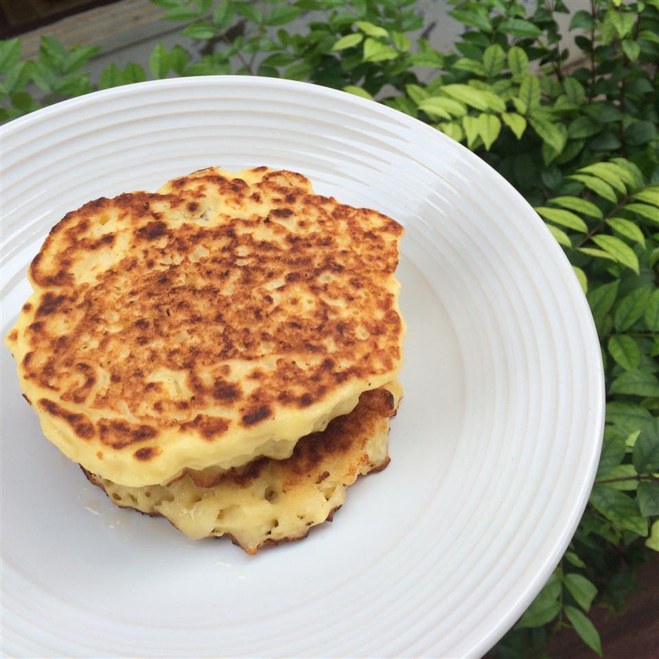 My Crispy Mashed Potato Pancake j a n e