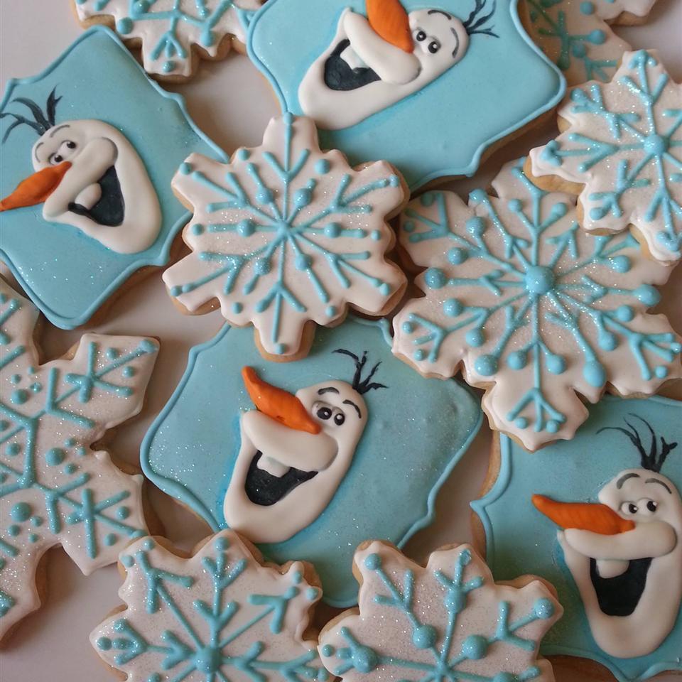 Ultimate Sugar Cookies Sally