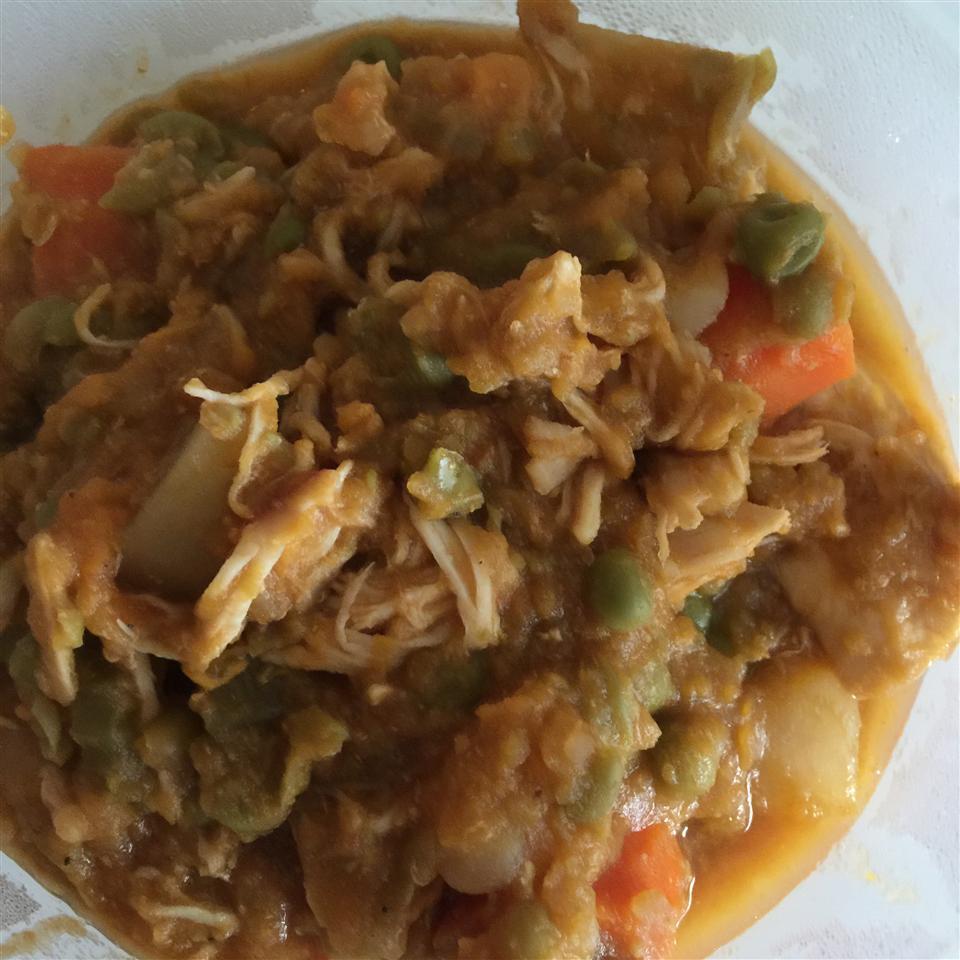 Chicken Stew! Riley Warren