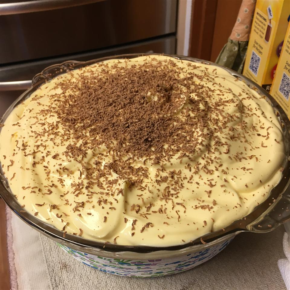 Chocolate Covered Banana Pie Kayla Anne