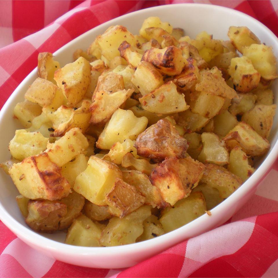 Lyonnaise Potatoes TheBritishBaker
