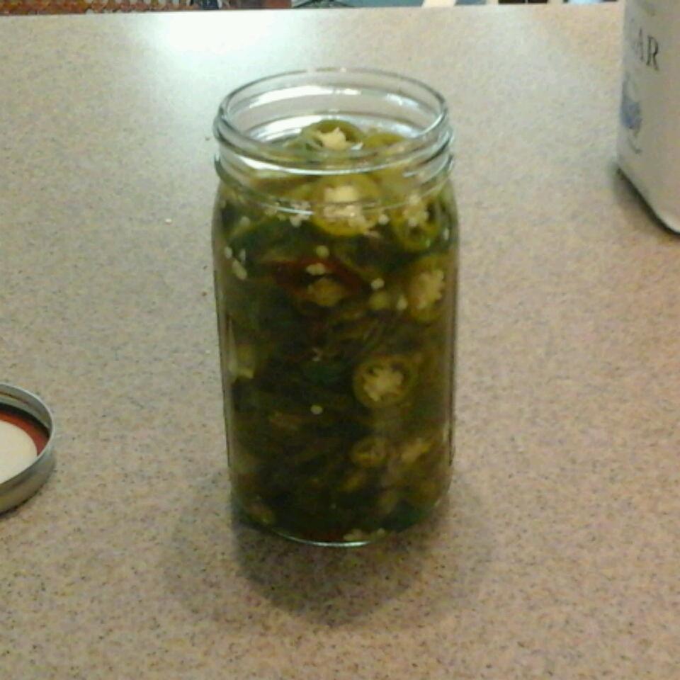 Pickled Jalapenos zchef4u