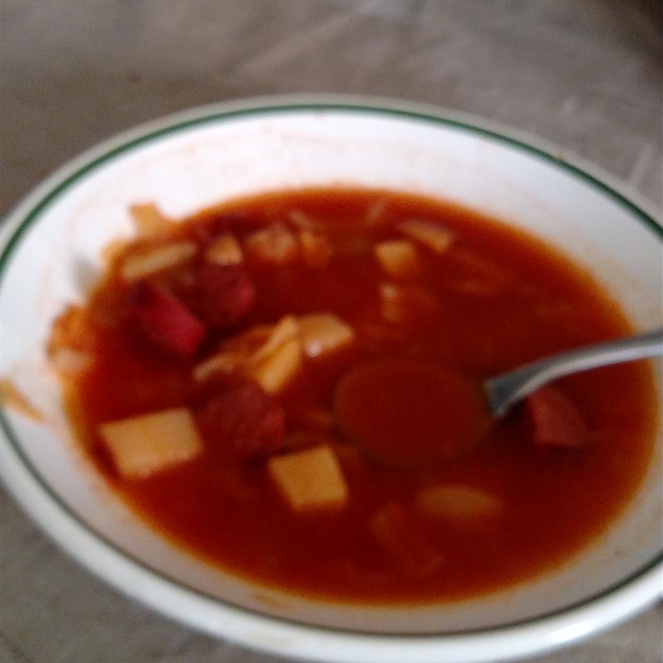 Portuguese Soup Cooking Queen