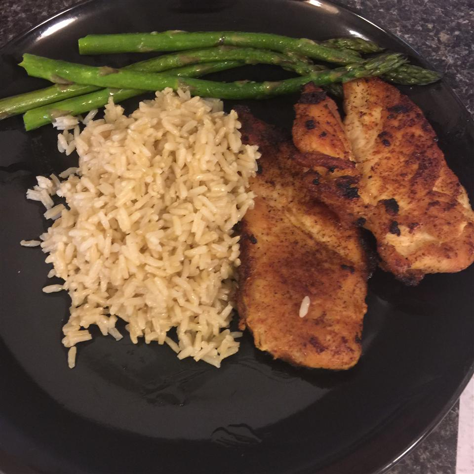 A Good Easy Garlic Chicken