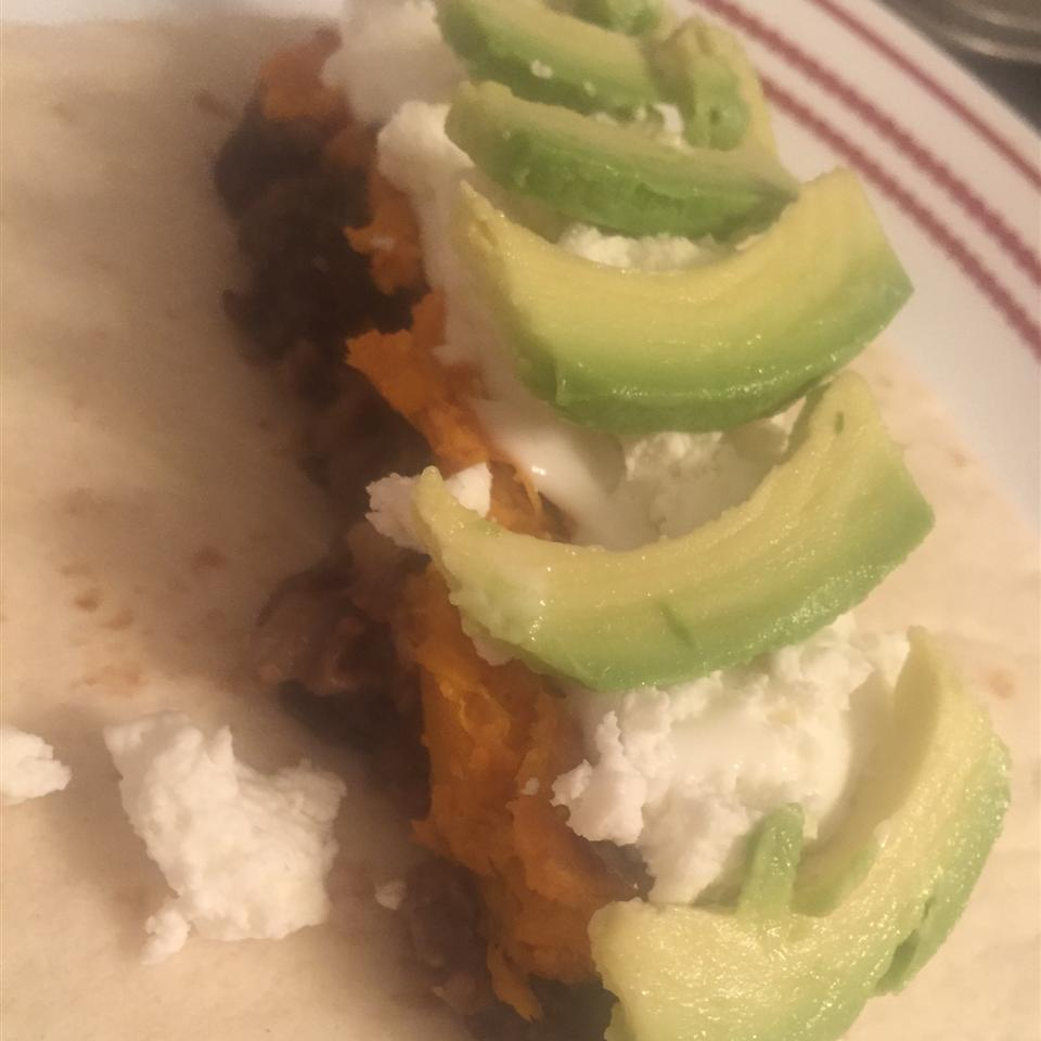 Addictive Sweet Potato Burritos AshleyMim