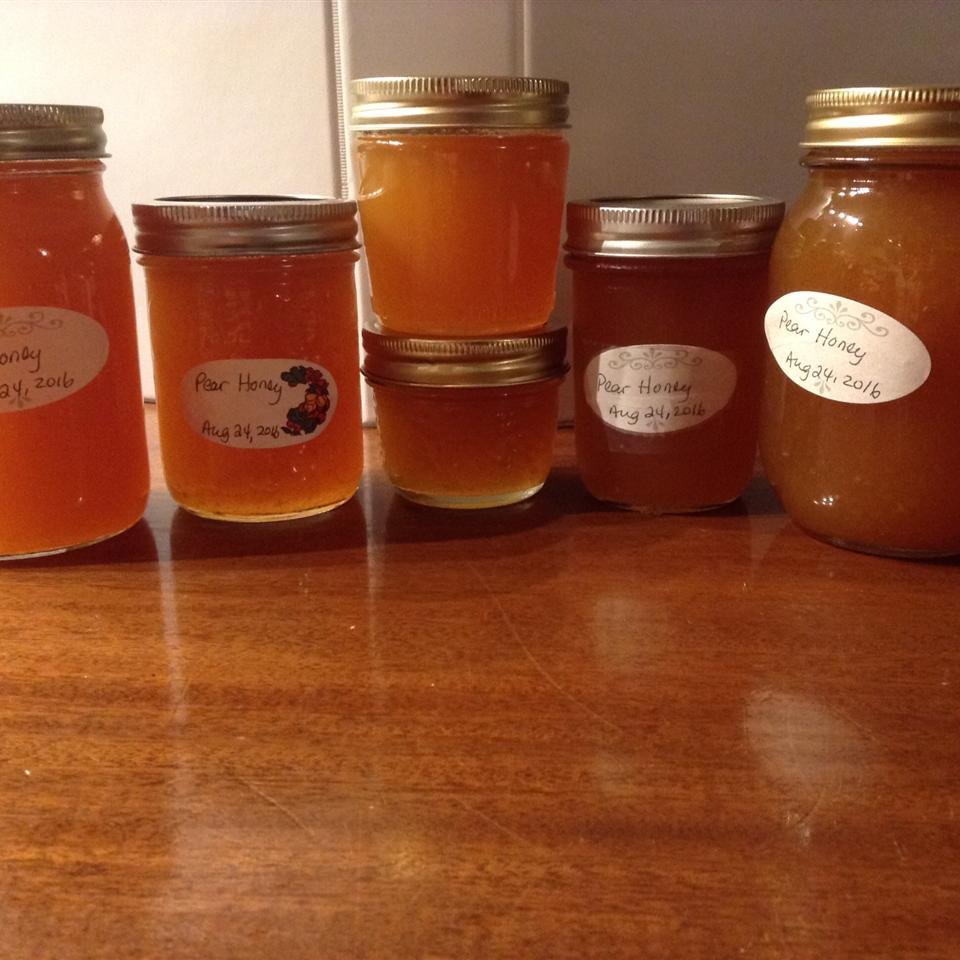 Pear Honey