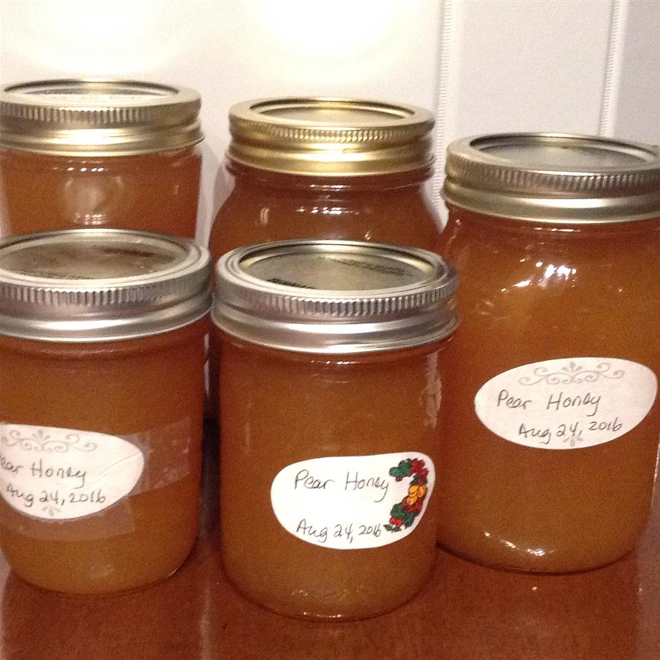 Pear Honey Foody