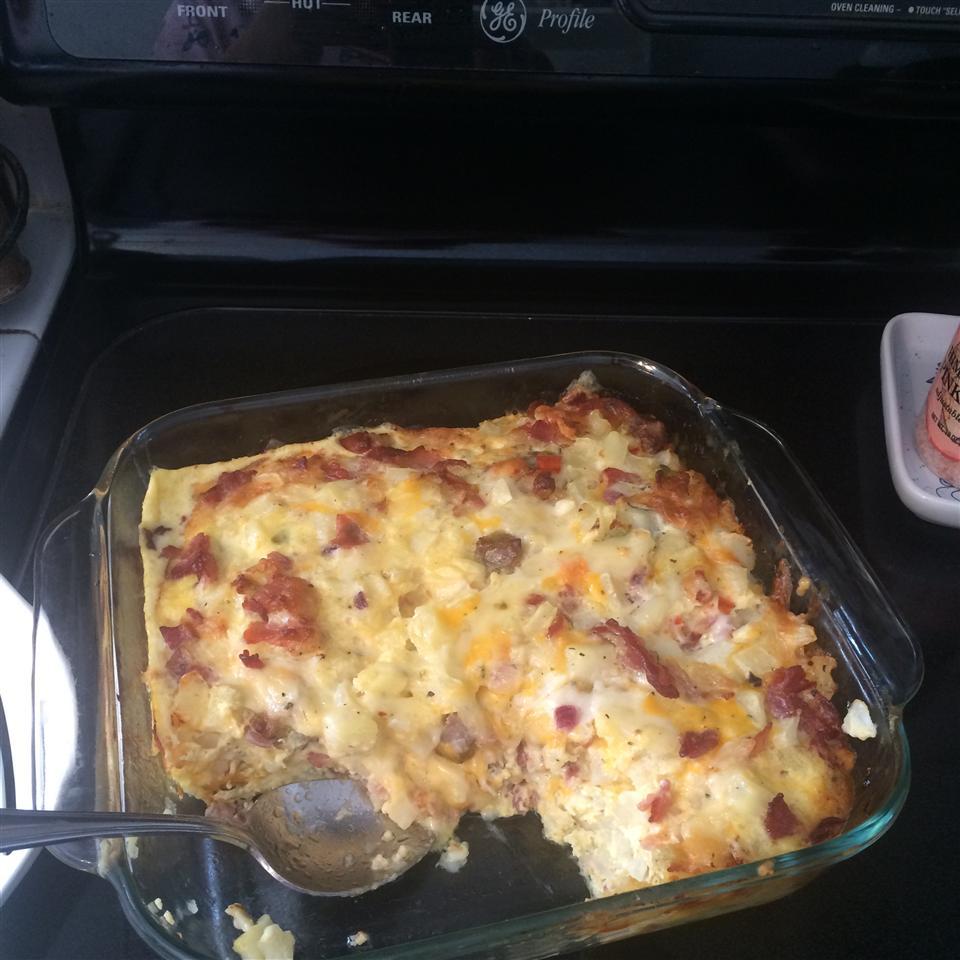 American Breakfast Casserole