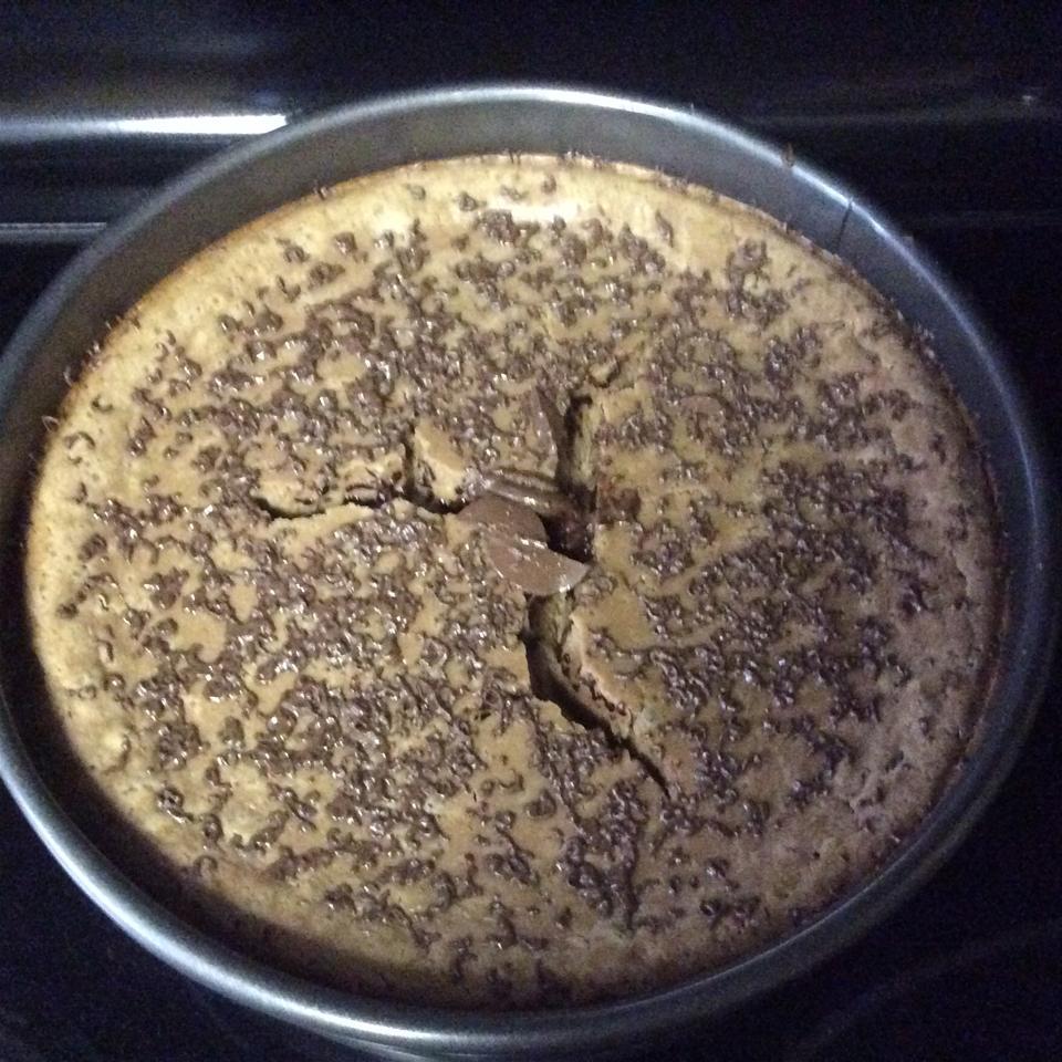 Double Chocolate Cheesecake Scott Jensen