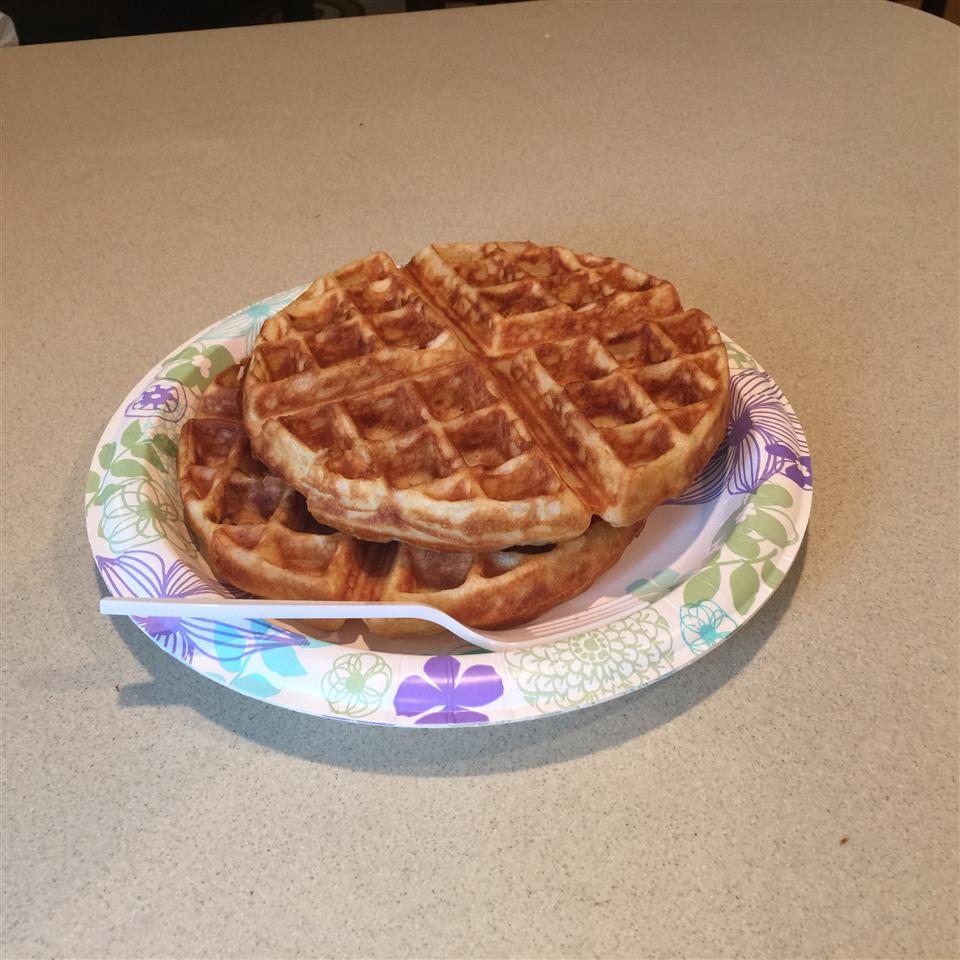 Buttermilk Prairie Waffles