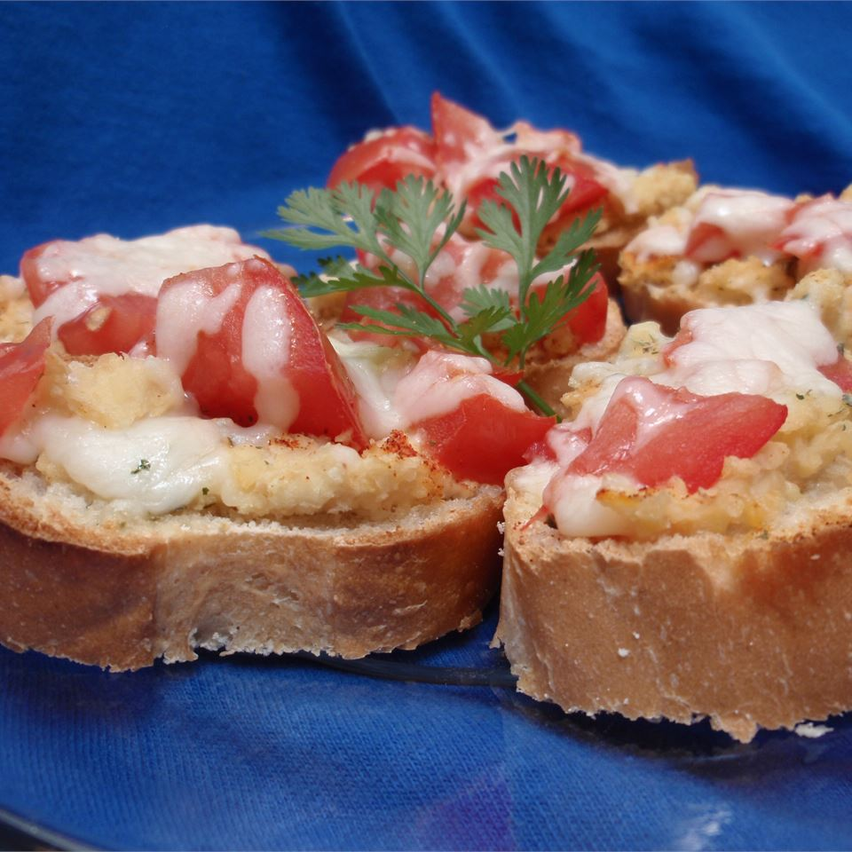 Bruschetta with Hummus Amystar79