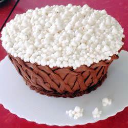 Candy Popcorn Cake Pop star