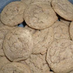 Chewy Cinnamon Cookies Grins