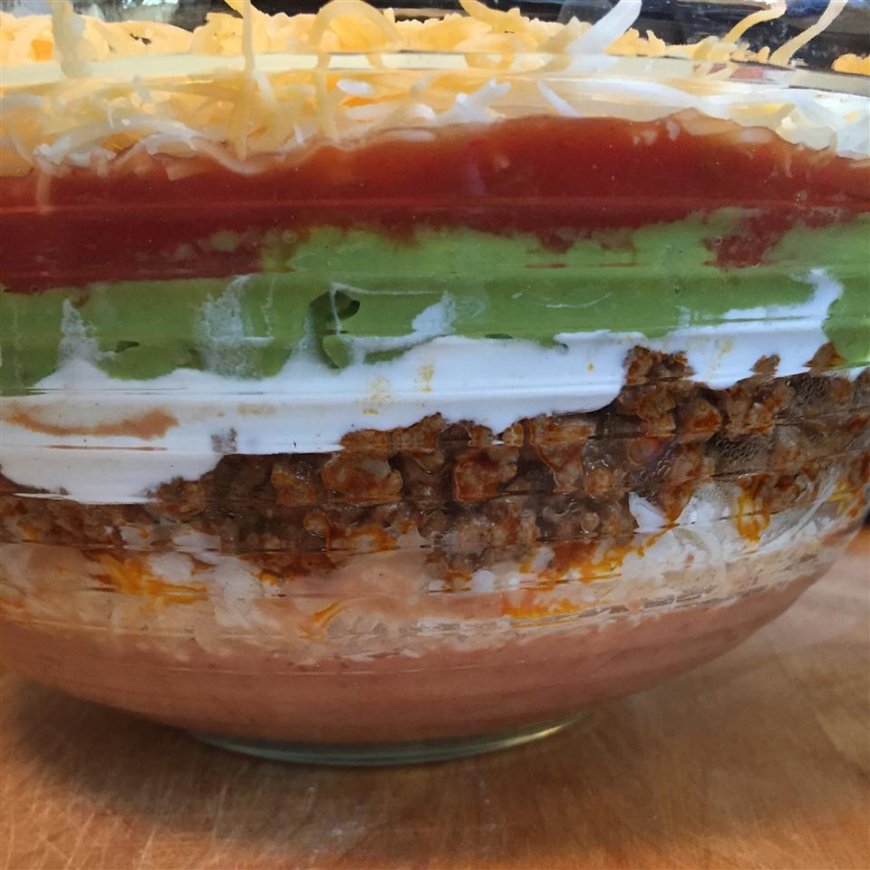 Seven Layer Dip I Tracykins80