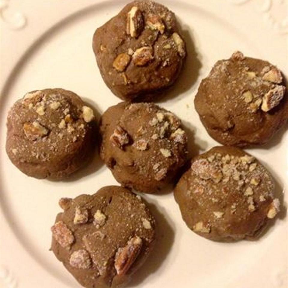 Rolo®-Filled Chocolate Cookies NurseCarol1974